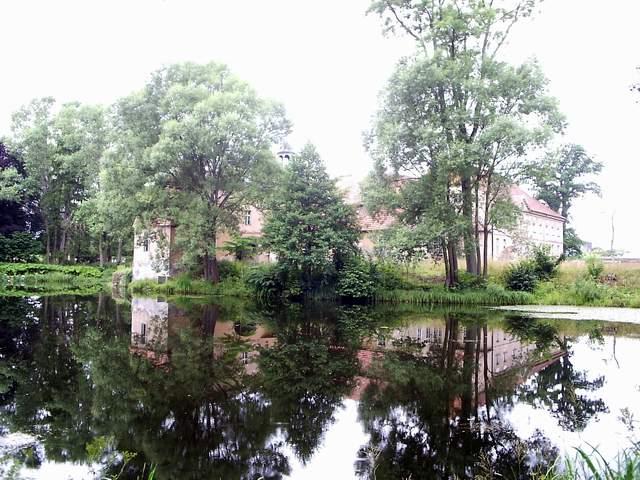 Karżniczka - zamek na wodzie 4
