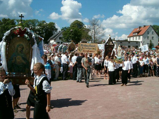 Wejście - Sierakowice