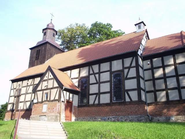 Mechowo Kościół 2