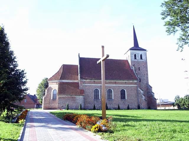 Starzyno - kościół