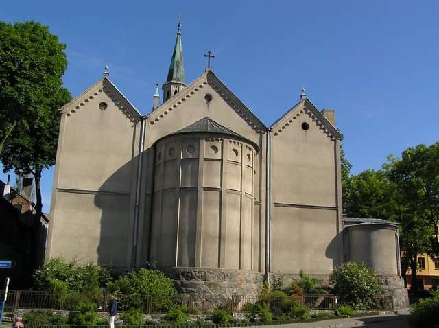 Kościół w Bytowie