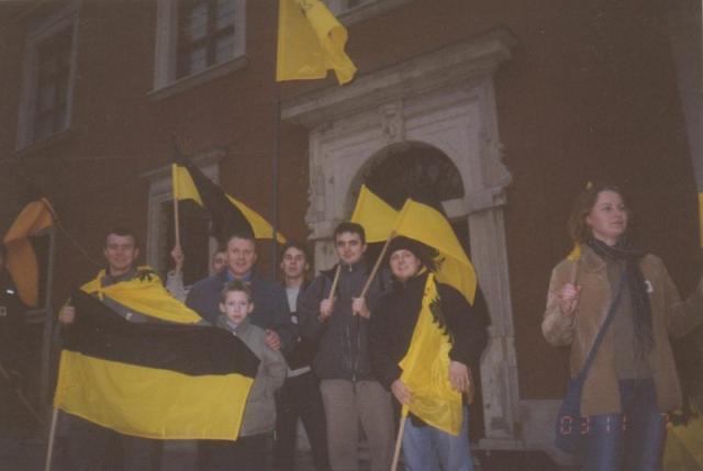 Kacek Jurski - nasz człowiek w Wawie ( i jego syn)