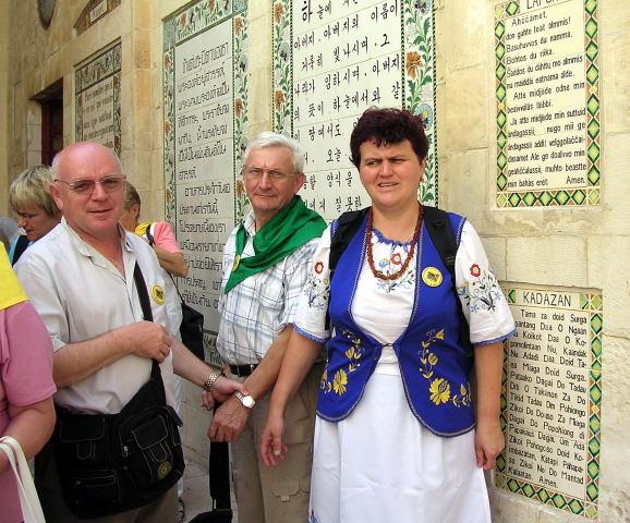 III Pielgrzymka Kaszubów do Ziemi Świętej - 2005