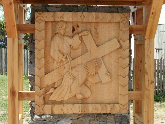 Sianowo - droga krzyżowa 3