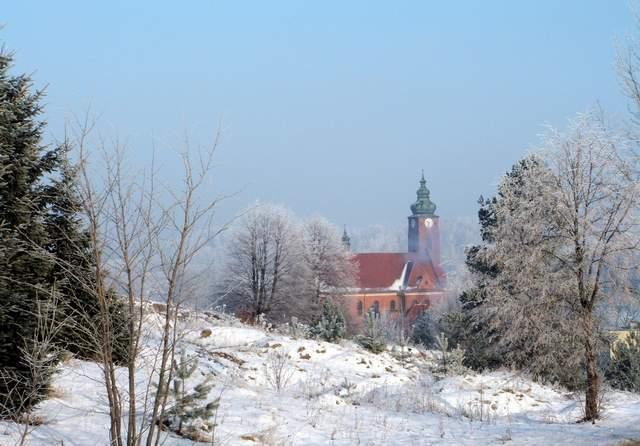 Wygoda - kościół