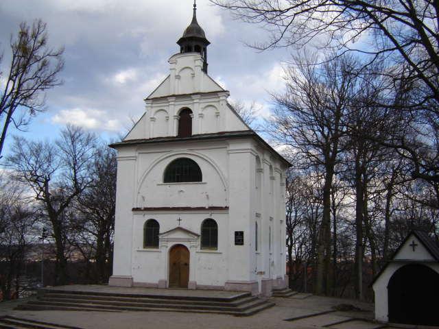 Kapliczka Kalwarii Wejhrowskiej