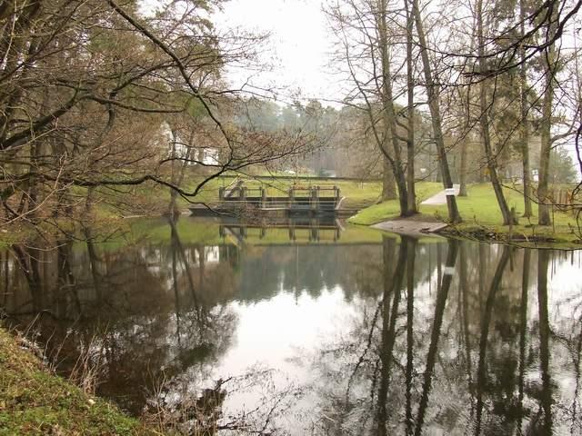 Mylof - kanał Brdy