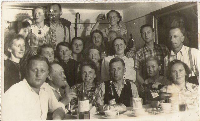 Familëjné pòtkanié - Kawcze