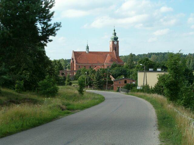 Wygoda - kościół 3