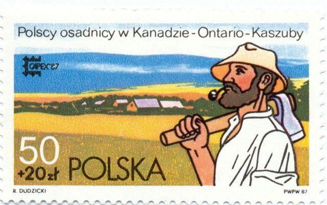 Polscy osadnicy w Kanadzie - Ontario - Kaszuby