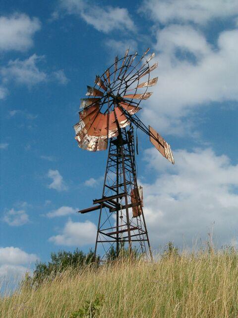 Wygoda - wiatrak