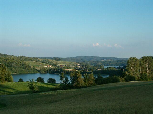 Złota Góra - krajobraz 2