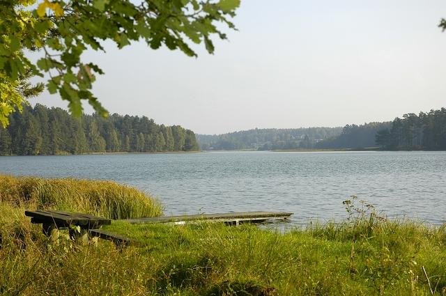 Studzienice - jezioro, widok-01