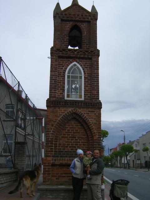 Kapliczka św. Antoniego, Kuźnica
