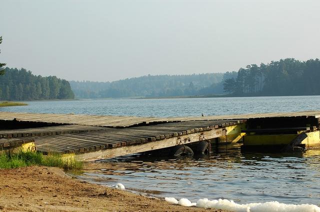 Studzienice - jezioro, widok-03