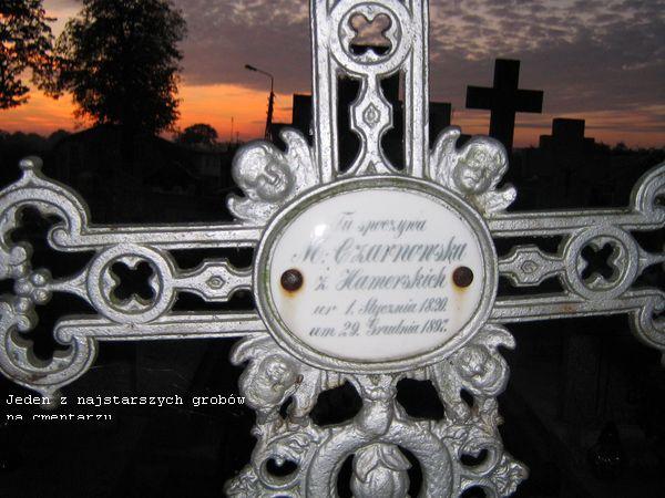Najstarszy grób