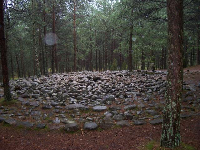 Węsiory - deszczowo