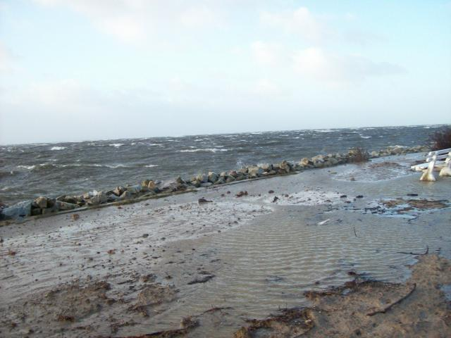 Sztorm na Małym Morzu