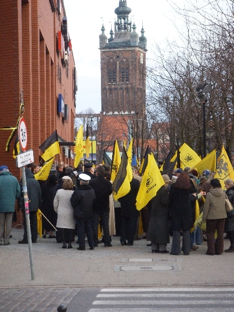 Dzień Jedności Kaszubów 2007 - Gdańsk 8