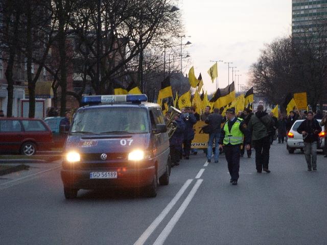 Dzień Jedności Kaszubów 2007 - Gdańsk 14