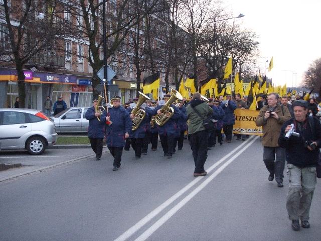 Dzień Jedności Kaszubów 2007 - Gdańsk 15
