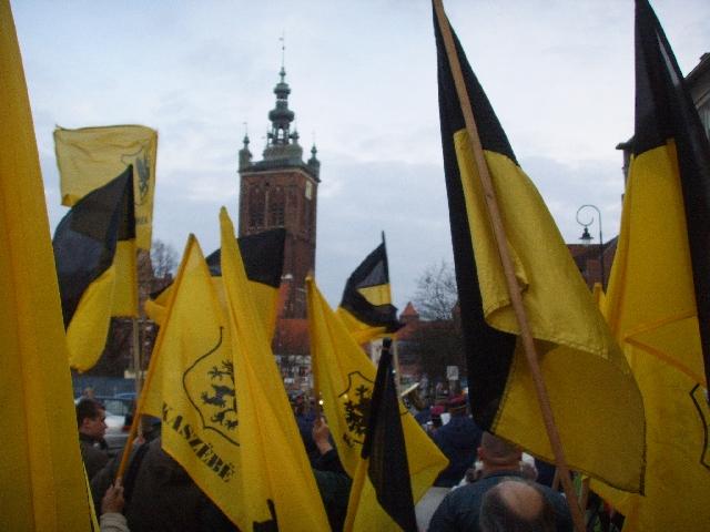 Dzień Jedności Kaszubów 2007 - Gdańsk 19