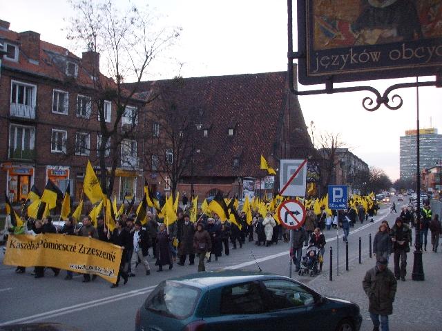 Dzień Jedności Kaszubów 2007 - Gdańsk 20