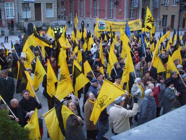 Dzień Jedności Kaszubów 2007 - Gdańsk 22