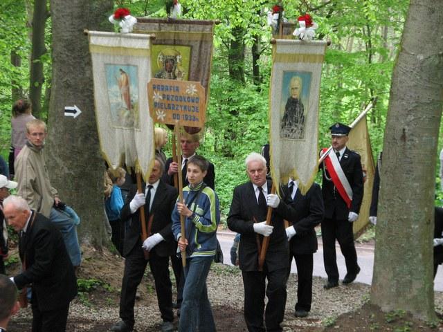 Odpust Wniebowstąpienia w Wejherowie