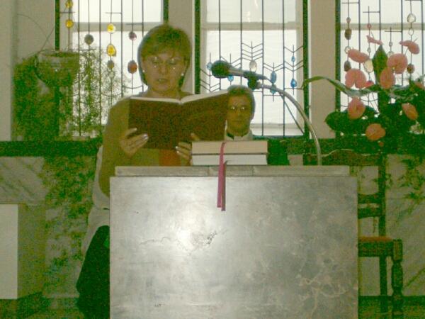 Drugie czytanie - Gabriela Iwan