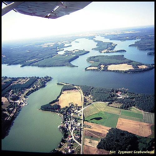 Jezioro....