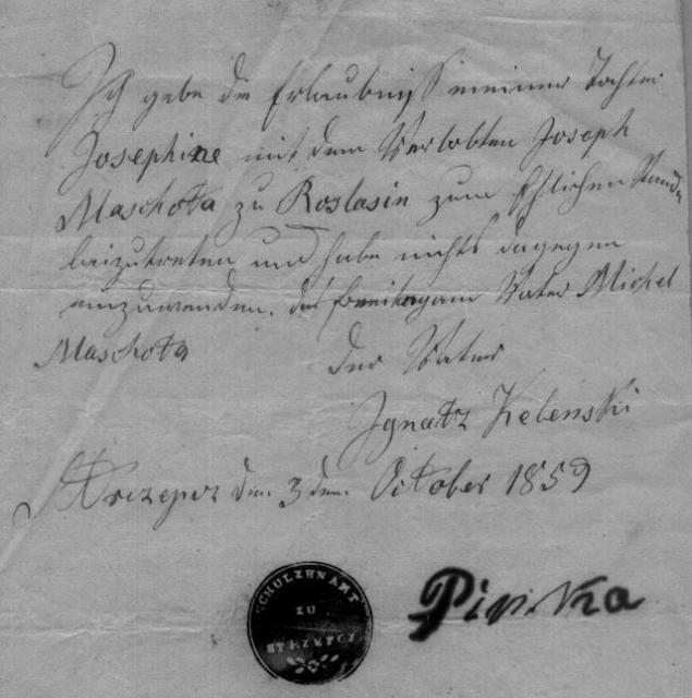 Nieznany dokument