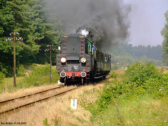 Ol49-69 przed Chojniccami
