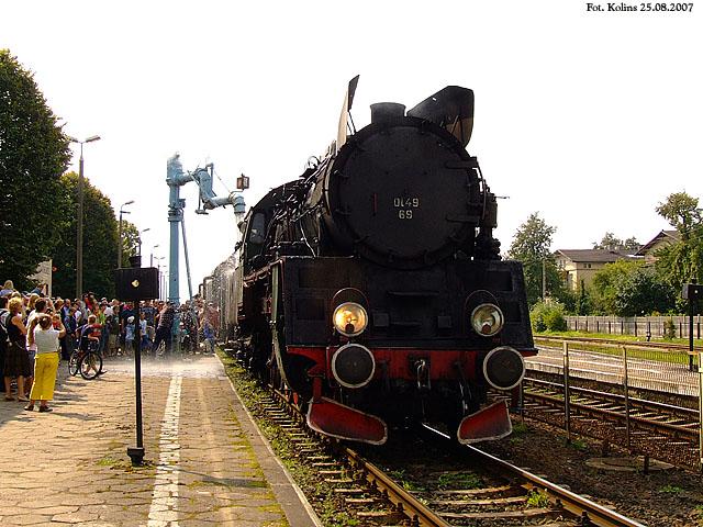 Ol49-69 w Chojnicach