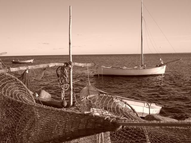 Kuźnica -siatki rybacke