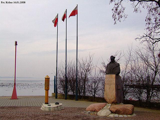 Pomnik gen. Hallera