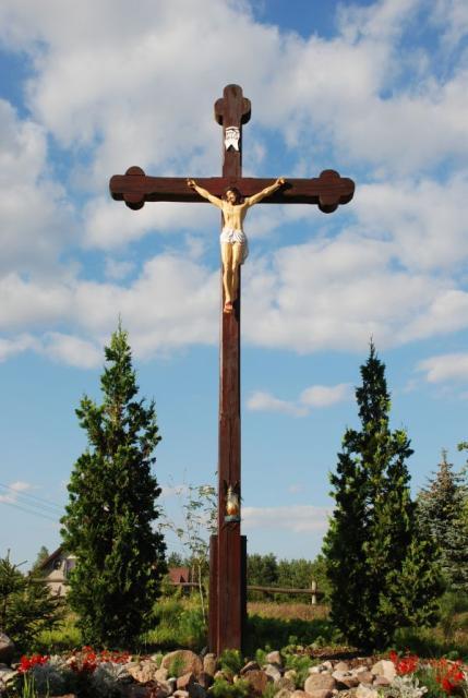 Krzyż w Olpuchu