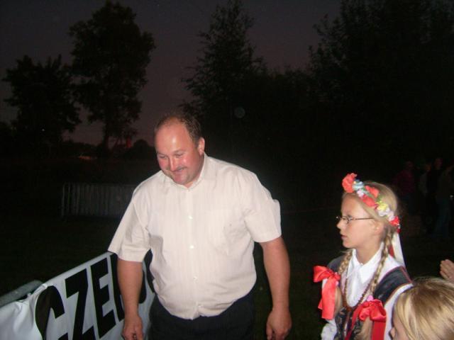 Czerskie Dożynki Gminne Łąg 2008