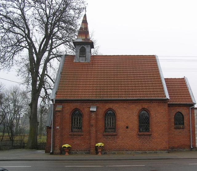Studzienice kościół