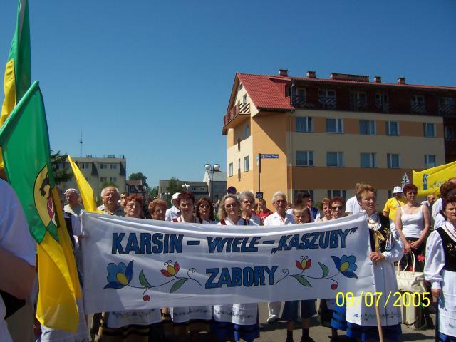 Zjazd Kaszubów Łeba 2005 r.