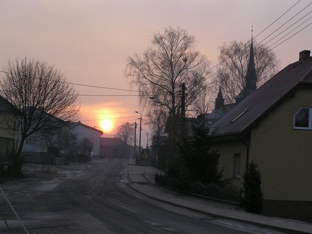 Borzyszkowy świt.JPG