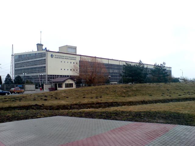 Budynek elektrowni szczytowo pompowej.