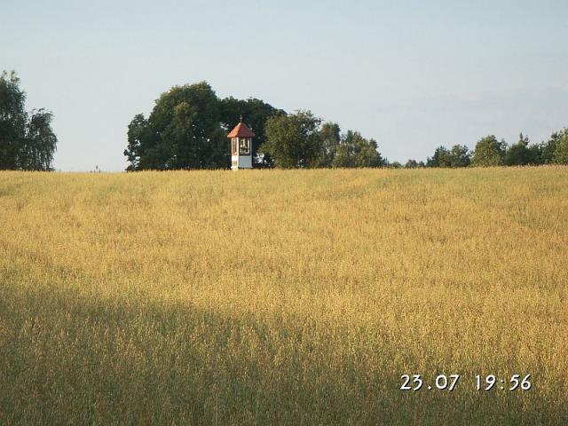 Kapliczka II - bliżej celu, Borowy Młyn - Brzeźno Szl.