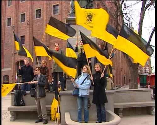 Dzień Jedności Kaszubów w Toruniu - 21.03.2009r.