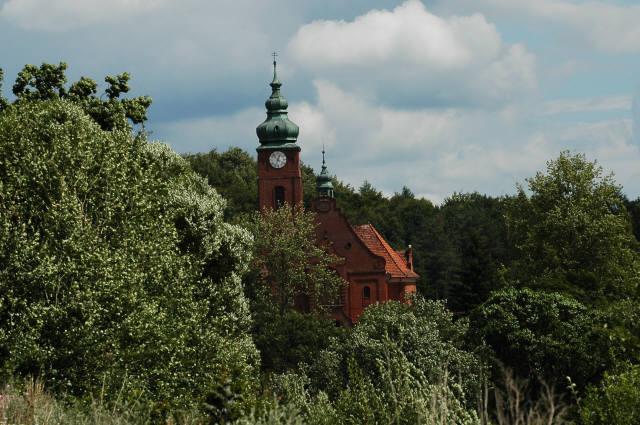 Kościół w Wygodzie Łączyńskiej