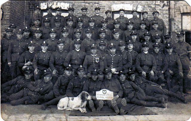 8 kompania strzelecka 14 pułku piechoty Włocławek w 1931 roku