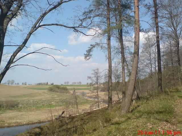 Rzeka Brda