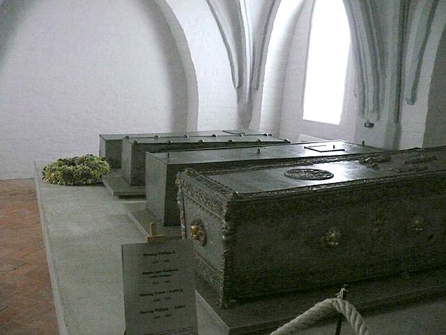 Sarkofagi książęce