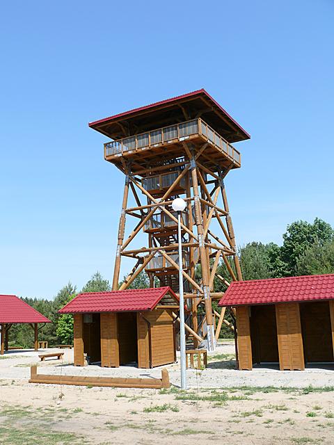 Fojutowska wieża widokowa