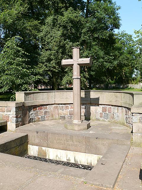 Miejsce chrztu Pyrzyczan podczas I misji św. Ottona